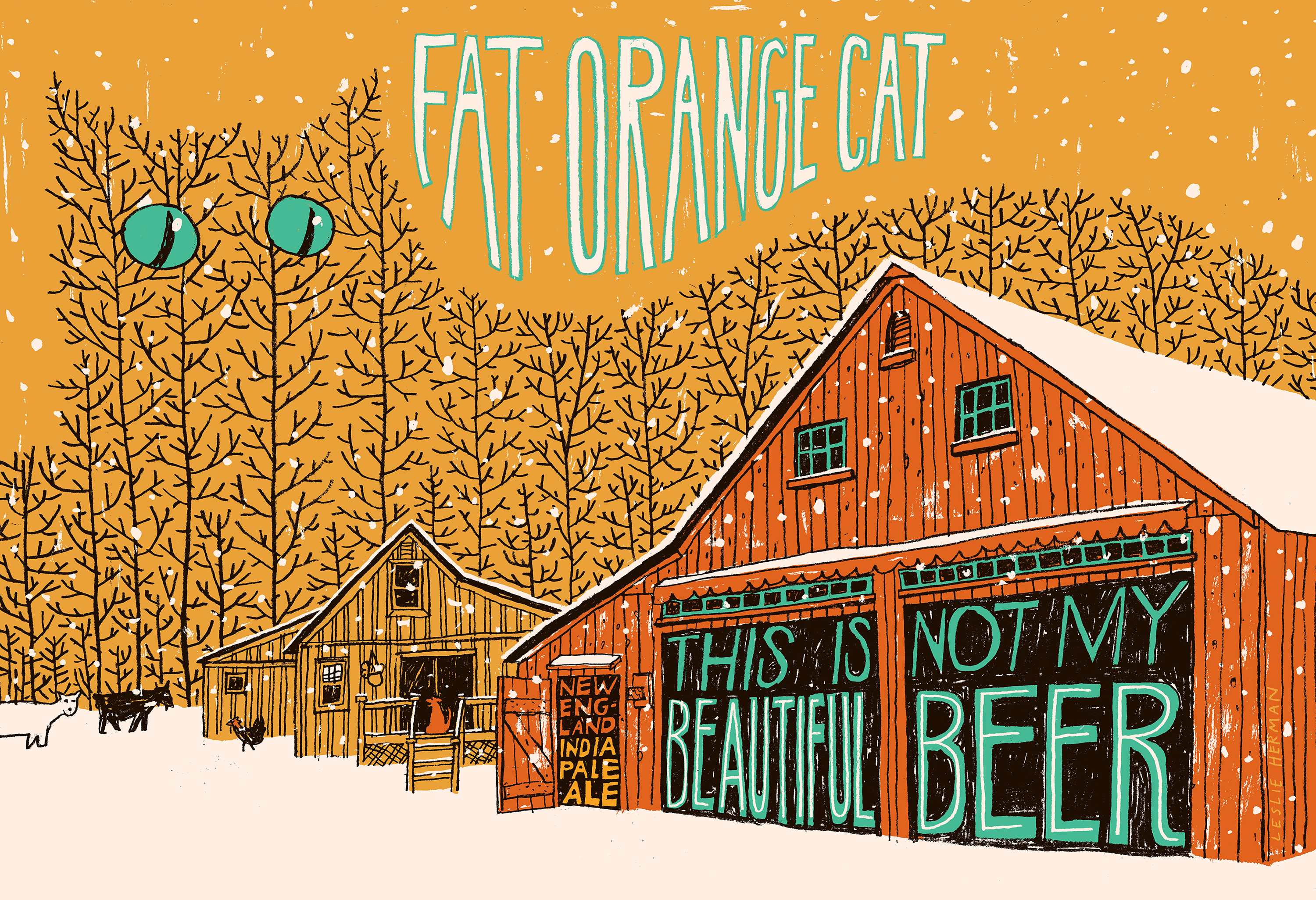 Fat Orange Cat Brew Co.
